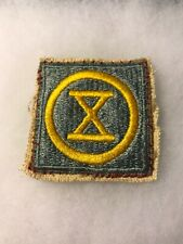 US 10th Infantry Patch King FE Patch (D626