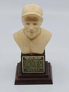 1963 Sports Hall of Fame Joseph Paul DiMaggio Plastic Bust HOF 6 Inch Joe Dimagg