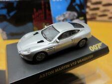 Kyosho - 007 James Bond MiniCar Collection - ASTON MARTIN V12 Vanquish Mini Car