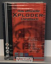 Play Station-Xploder oficialmen. cheatbuch PlayStation solucionador de problemas solución completa nuevo