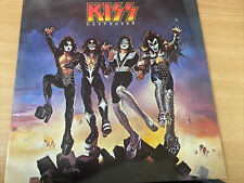 Kiss Destroyer 1976 Vinyl Lp #F