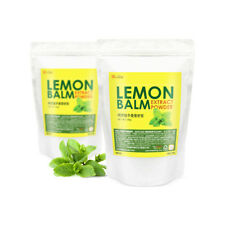 Lemon Balm Extract Powder Natural 100% Health Diet Tea Vitamin C Insomnia 100g