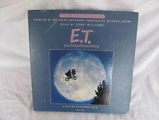 E.T. Special Cassette Edition Michael Jackson Steven Spielberg 1982