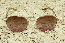Authentic BARTON PERREIRA Sunglasses Mod SAUVESTRE 55 Col Rose Gold Lilac Mirror