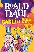 Charlie and the Chocolate Factory Azerbaijani ( Azeri) Collectible R.Dahl