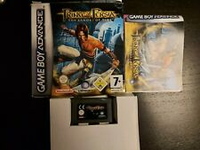 Prince of Persia Las Arenas De Tiempo Nintendo Game Boy Advance