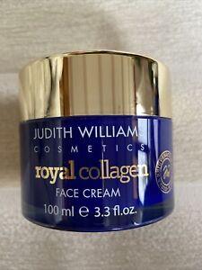 JUDITH WILLIAMS Cosmetics ROYAL COLLAGEN FACE CREAM Gesichtscreme 100 ml NEU