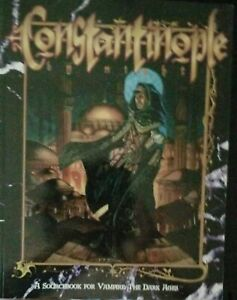 Vampire: the Dark Ages Constantinople by Night