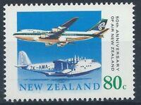 1990 New Zealand~Air NZ~Unmounted Mint ~Stamp Set~ UK Seller