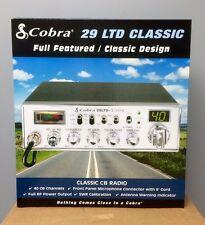 Cobra 29LTD Classic 40-Channel CB Radio Brand New Low $$