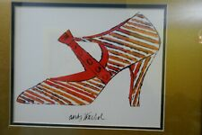 Andy Warhol (1928-1987) American- Lithograph Color,