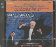 PETER NERO / BOSTON POPS ARTHUR FEDLER - NERO GOES POPS - FANTASY - CD