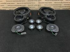 MERCEDES BENZ OEM R171 HARMAN KARDON AUDIO SOUND RADIO TWEETER SUBWOOFER SPEAKER