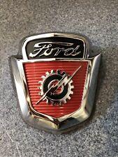 1953-1956 Ford Pick Up Hood Emblem