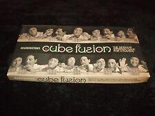 Cubo Fusion-Vintage MODULARE Gioco di strategia per 2 giocatori da Waddingtons 1970