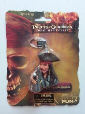 Pirates Of The Caribbean - Dead Man's Chest - Captain Jack Sparrow Key Chain NEW