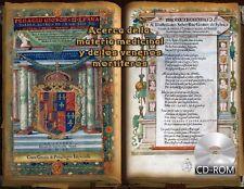 De Materia Medica by Dioscorides Created 1555 AD Botany Plant Herbals manuscript