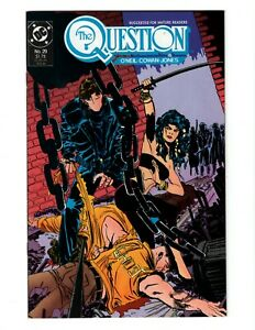 THE QUESTION #29 (VF-NM) 1989