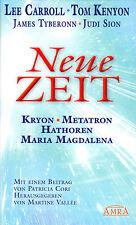 NEUE ZEIT - KRYON METATRON HATHOREN Buch mit Lee Carrol & Tom Kenyon AMRA VERLAG