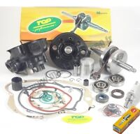 PACK TOP PERF KIT 50 CYLINDRE CULASSE AXE NEUF AM6 APRILIA RS  BETA RR RACING SM