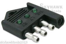 4 Way Trailer Light Tester Circuit Functions Brake signal Trailer Plug Tester