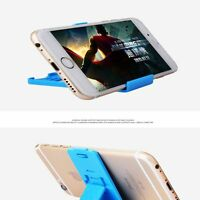 Folded Use Cell Phone Stents Mobile Support Folding Bracket Cell Phone Holder