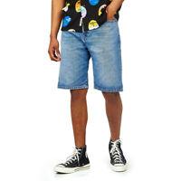 Carhartt WIP - Pontiac Short Blue Kurze Hosen Hose