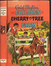 ENID BLYTON - THE CHILDREN OF CHERRY-TREE FARM (Rewards Series #39 HC 1972)