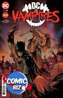 DC VS VAMPIRES #1 (2021) 1ST PRINTING SCHMIDT MAIN COVER A DC COMICS