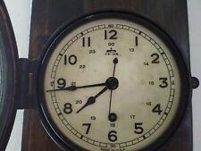 Seth Thomas government clock. Ww 2 ?