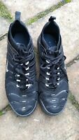 Nike Black Air Max plus TN Size 9 Trainers good condition