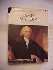 1974 HB Book, JAMES MADISON, A BIOGRAPHY IN HIS OWN WORDS ed. by PETERSON; BIOG