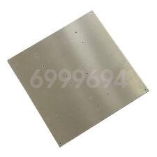New Aluminum Base Plate for 3D Printer Heatbed MK2 MK2A Reprap 220*220*2mm