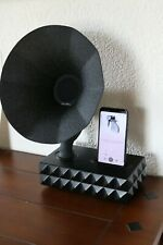 ACOUSTIBOX Elegance - Design retro music amplifier for smartphones