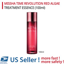 TIME REVOLUTION RED ALGAE TREATMENT ESSENCE (100ml) - US SELLER -