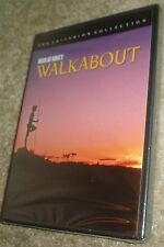 Walkabout (DVD, 1998, Criterion Collection), NEW & SEALED,STARRING JENNY AGUTTER