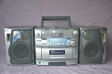 Oritron Compact Disc,Tape,Am/Fm Boombox Ac/Dc Op2011 Tested Works Great