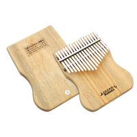 17Key Kalimba Thumb Piano Finger Percussion Music Camphor Instrument (Paper Box)