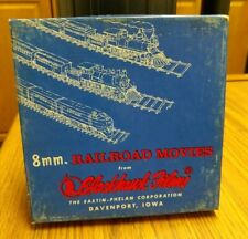 Vintage 8 MM Railroad Movies Blackhawk Films The Golden Arrow