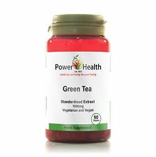 Power Health - Green Tea Extract - 3 Month Supply - 1000mg - 90 Tablets
