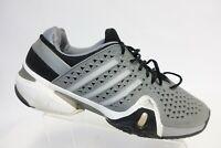 ADIDAS Barricade 8+ Grey Sz 16 Men Tennis Shoes