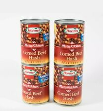4 Hormel Mary Kitchen Corned Beef Hash 14 oz 05/2023