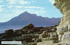 OLD POSTCARD - SCOTLAND - The Cuillin Hills, Isle of Skye