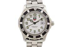 Vintage Tag Heuer 2000 Series Sports WM1311 Quartz Ladies Watch 1712