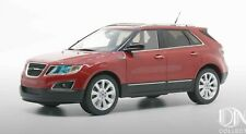 1:18 DNA COLLECTIBLES 2011 Saab 9-4X SUV red LE 320 pcs. BRAND NEW ITEM