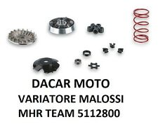 5112800 VARIATORE MALOSSI MHR TEAM MULTIVAR MBK BOOSTER NG 50 2T EURO 0-1