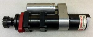 INGERSOLL RAND 7804-1B PLANETARY GEAR AIR MOTOR 650 RPM SP17H30485 NEW NO BOX