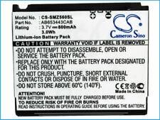 AB603443AA Battery for Samsung SGH-A707  SGH-A171  SGH-A727  SGH-Z560  SSGH-Z56V