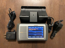 Uniden HomePatrol-1 Touchscreen Scanner