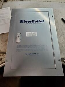 """NEW LIGHTING CONTROL & DESIGN 76 AMP SUB-BRANCH CURRENT LIMITER """"SILVERBULLET"""""""